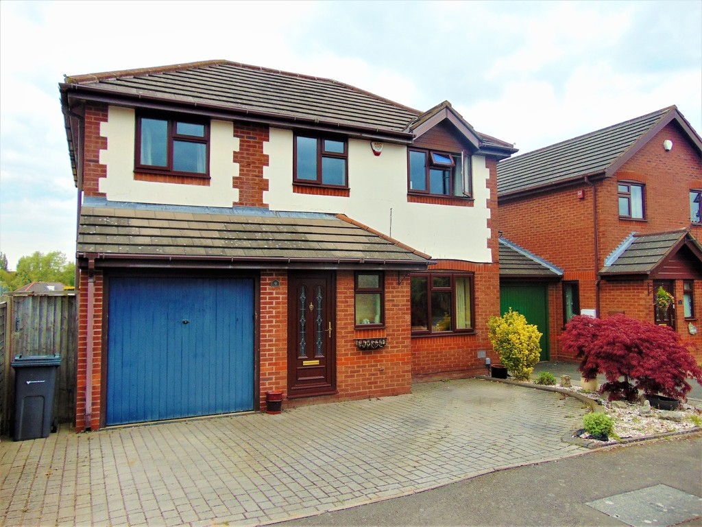4 Bedrooms Detached House for sale in Bishops Gate, Northfield B31