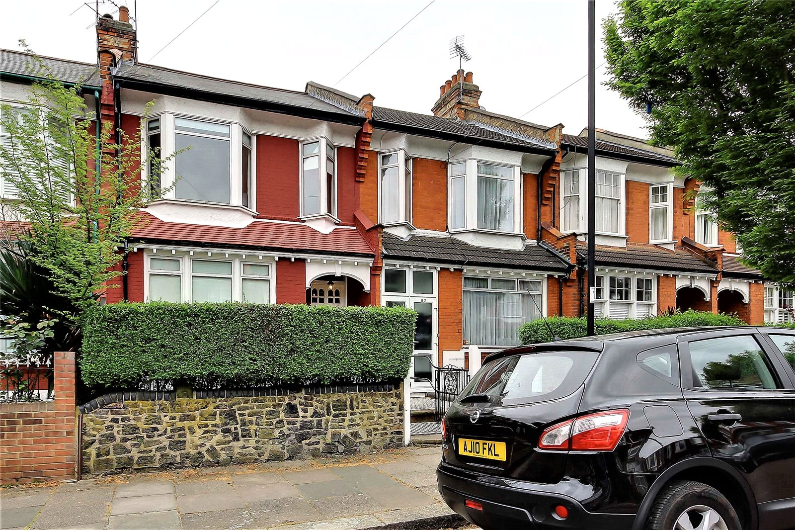 3 Bedrooms Terraced House for sale in Ollerton Road Bounds Green London N11