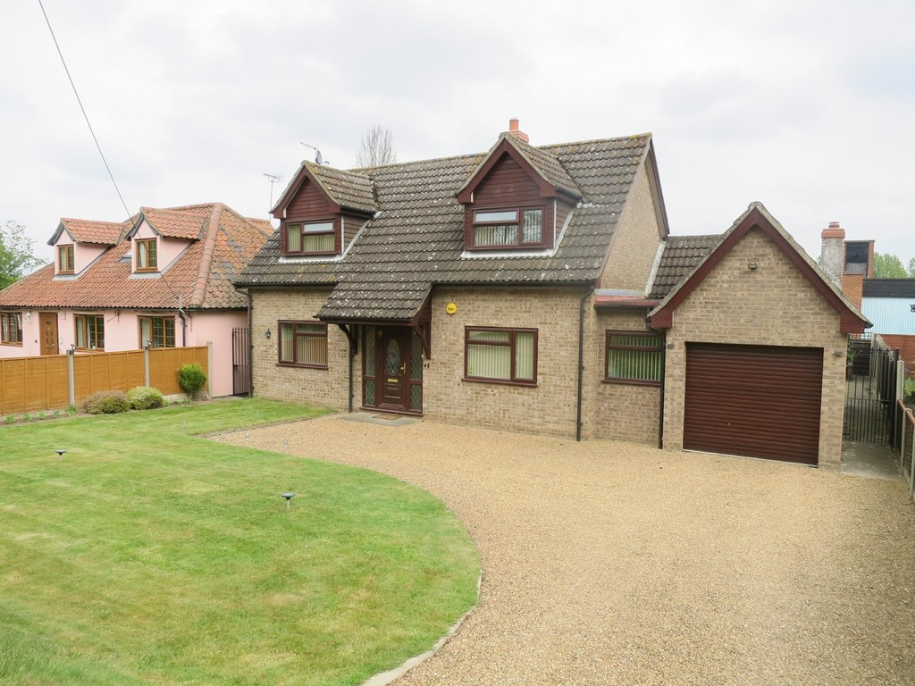 3 Bedrooms Detached House for sale in Station Road, Kennett CB8