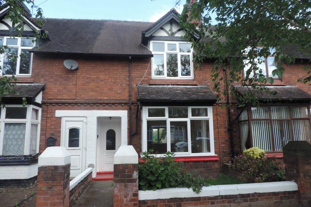 3 Bedrooms Terraced House for sale in St Georges Road, Stafford, Staffordshire ST17