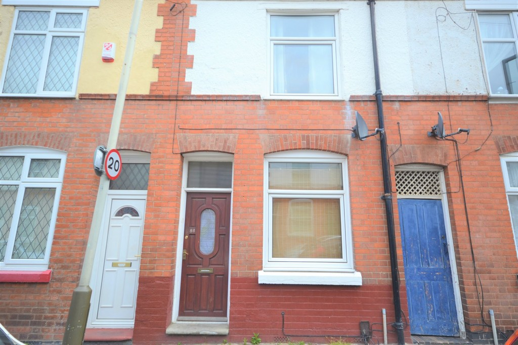 2 Bedrooms Terraced House for sale in Mountcastle Road, West End LE3