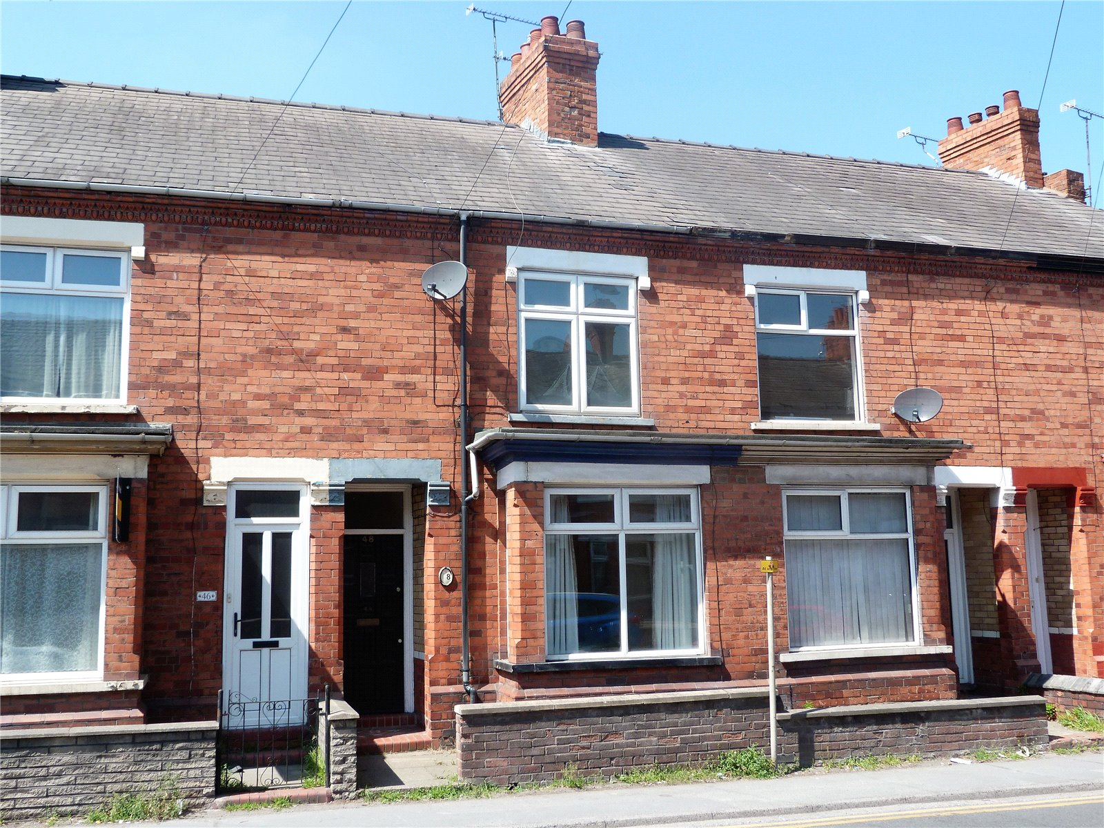 Whitegates crewe 3 bedroom house for sale in underwood for Underwood house for sale