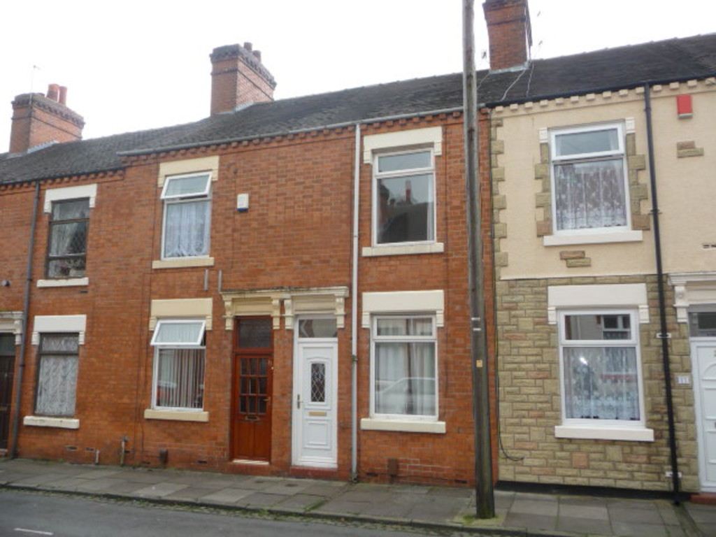 2 Bedrooms Terraced House for sale in Salisbury Street, Tunstall ST6