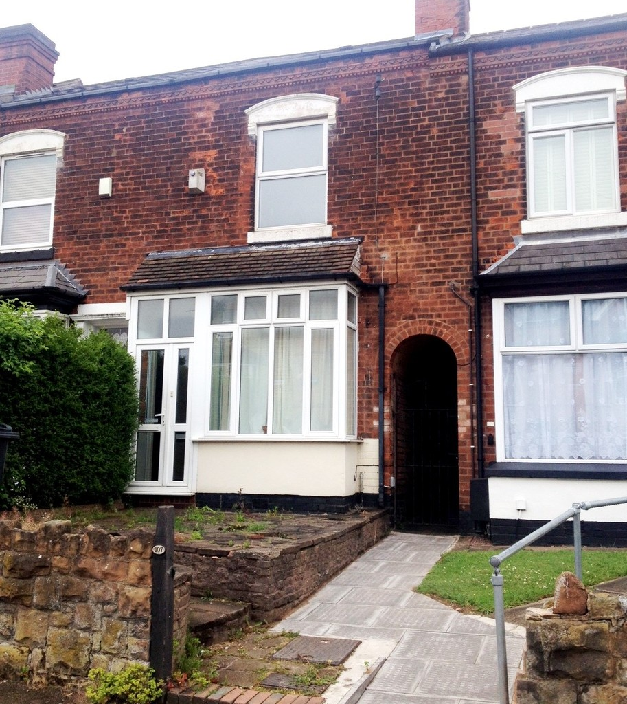 2 Bedrooms Terraced House for sale in Court Lane, Erdington B23