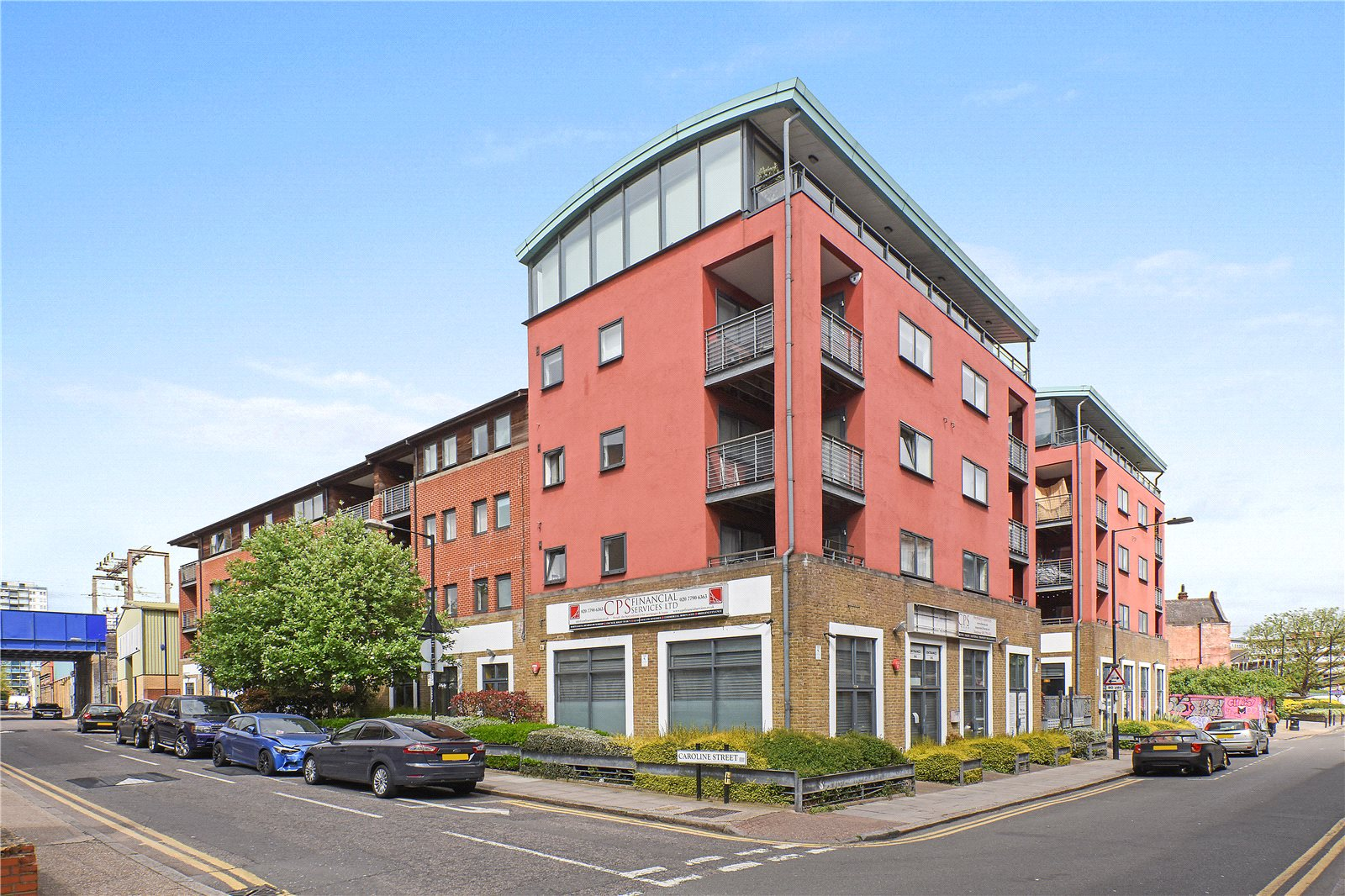 3 Bedrooms Flat for sale in Resevoir Studios, 547 Cable Street Limehouse E1W
