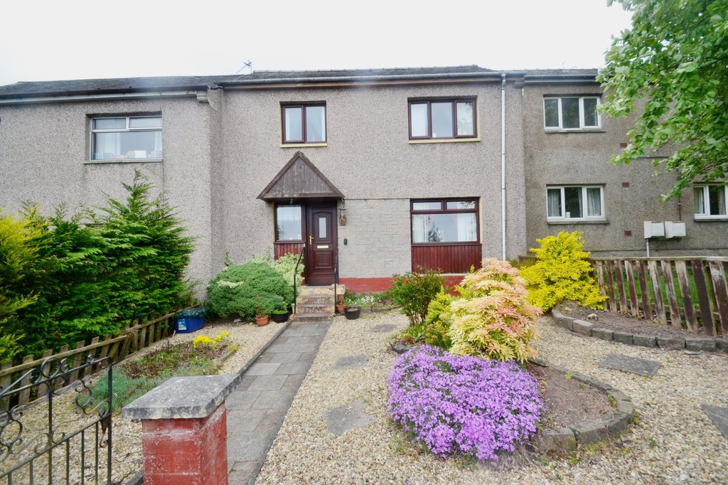 3 Bedrooms Terraced House for sale in Cutlenhove Road, St Ninians, Stirling FK7
