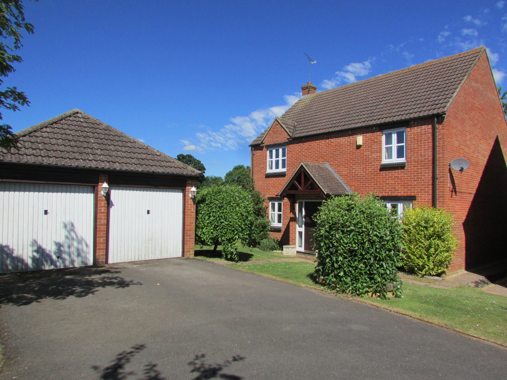 4 Bedrooms Detached House for sale in Warkworth Close, Banbury OX16