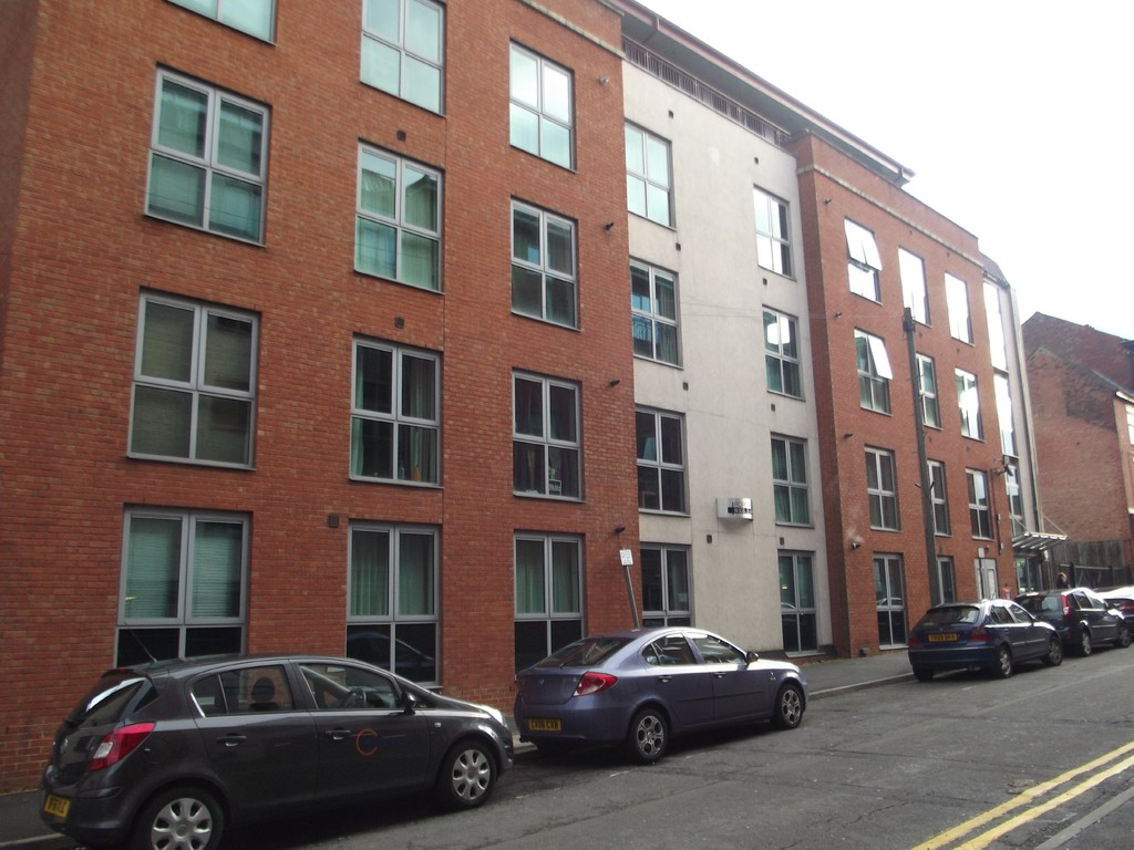 2 Bedrooms Apartment Flat for sale in Portland Square, Raleigh St NG7