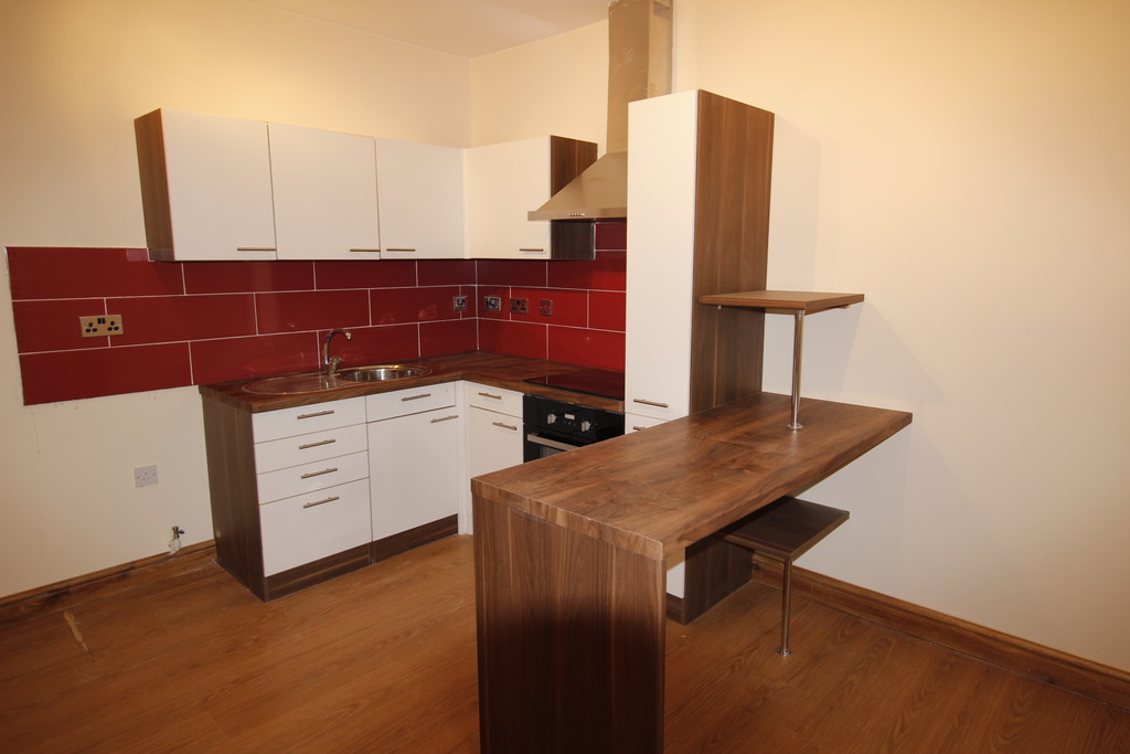 Martin co pontefract 1 bedroom apartment to rent in for Perfect kitchen pontefract