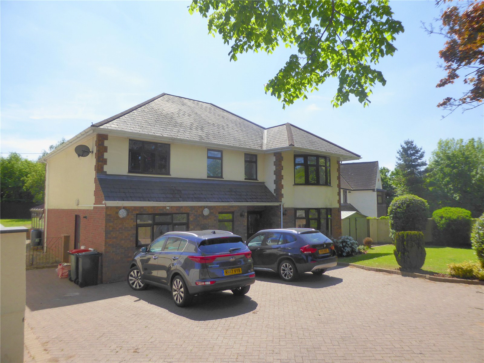 4 Bedrooms Detached House for sale in Chepstow Road Langstone Newport NP18