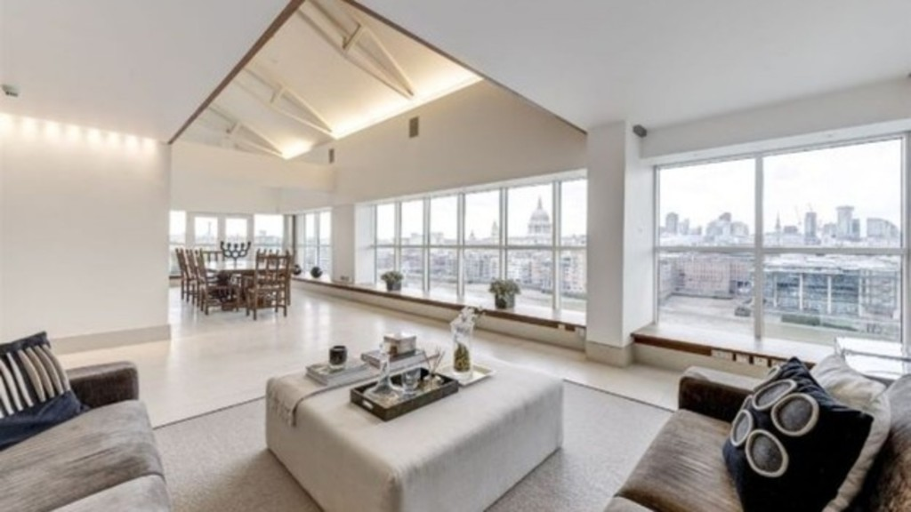 2 Bedrooms Apartment Flat for sale in Blackfriars, London SE1