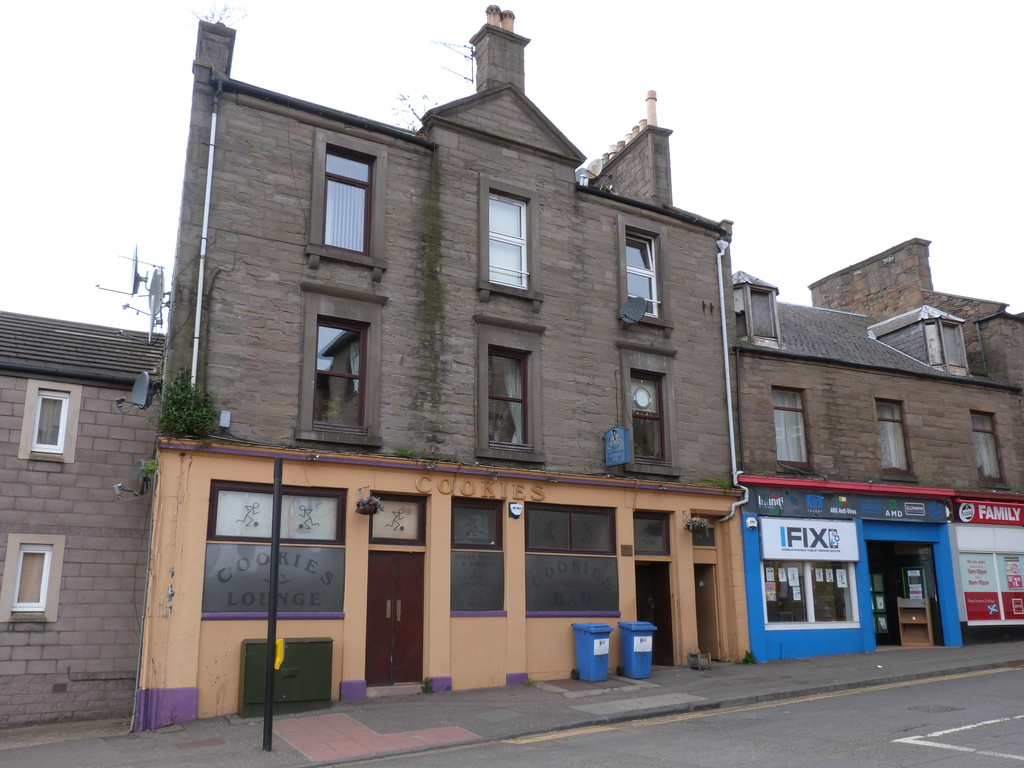 2 Bedrooms Flat for sale in Hilltown DD3