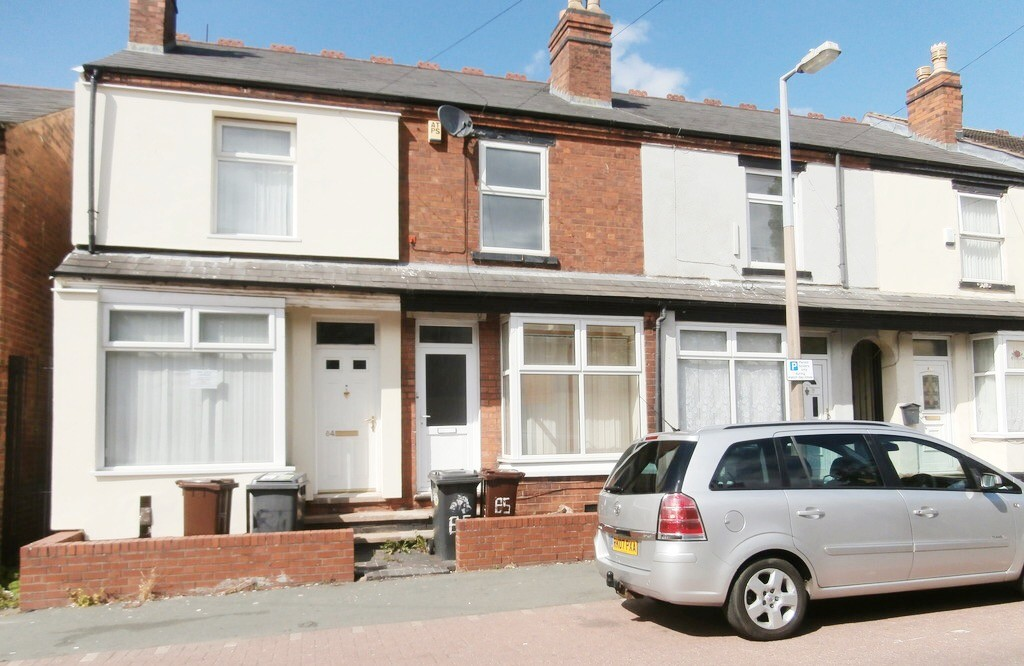 2 Bedrooms Terraced House for sale in Leicester Street, Whitmore Reans WV6