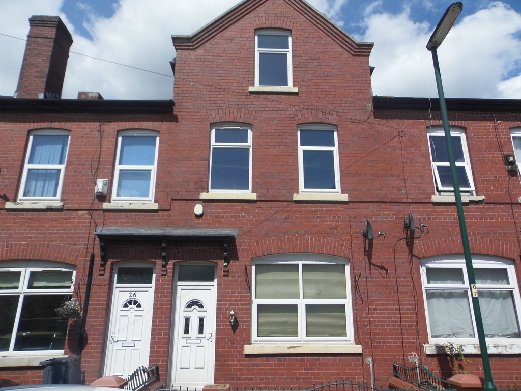 4 Bedrooms Terraced House for sale in Orchid Street, Harperhey, M9 M9