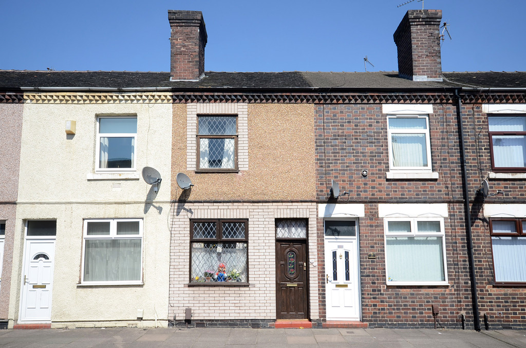 2 Bedrooms Terraced House for sale in Welby Street Fenton ST4