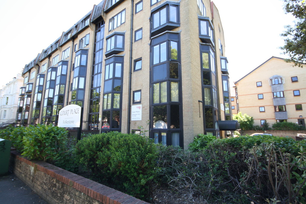 1 Bedroom Apartment Flat for sale in Castle Hill Avenue, Folkestone CT20