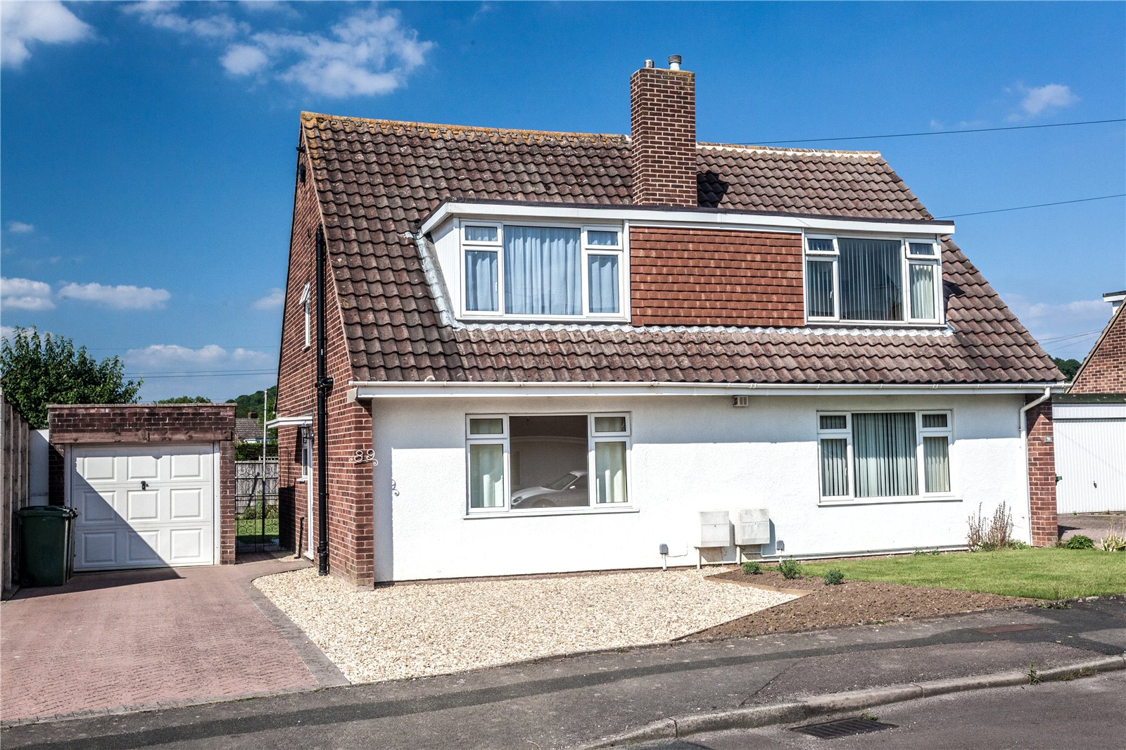3 Bedrooms Semi Detached House for sale in Mayfield Drive Hucclecote Gloucester GL3