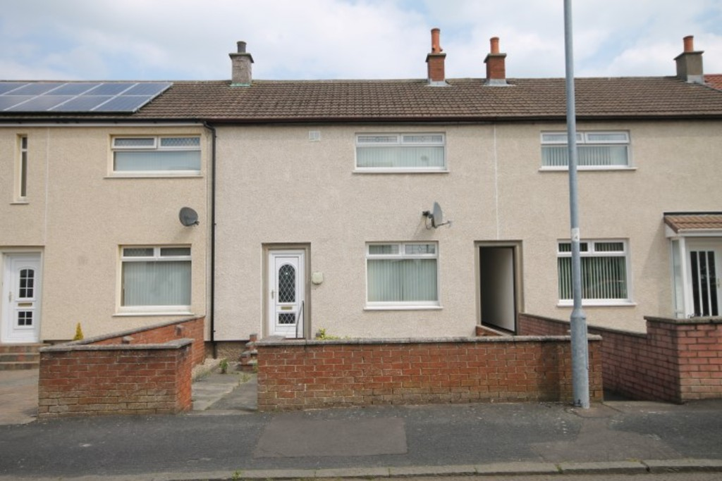 2 Bedrooms Terraced House for sale in TARBOLTON, Alton Avenue KA5