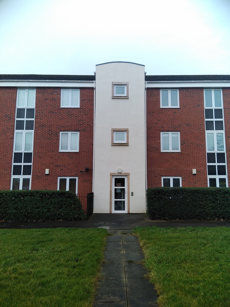 2 Bedrooms Apartment Flat for rent in Addenbroke Drive, Liverpool L24