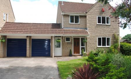 Photo of 4 bedroom House for sale in Station Road Westbury Sub Mendip Wells BA5
