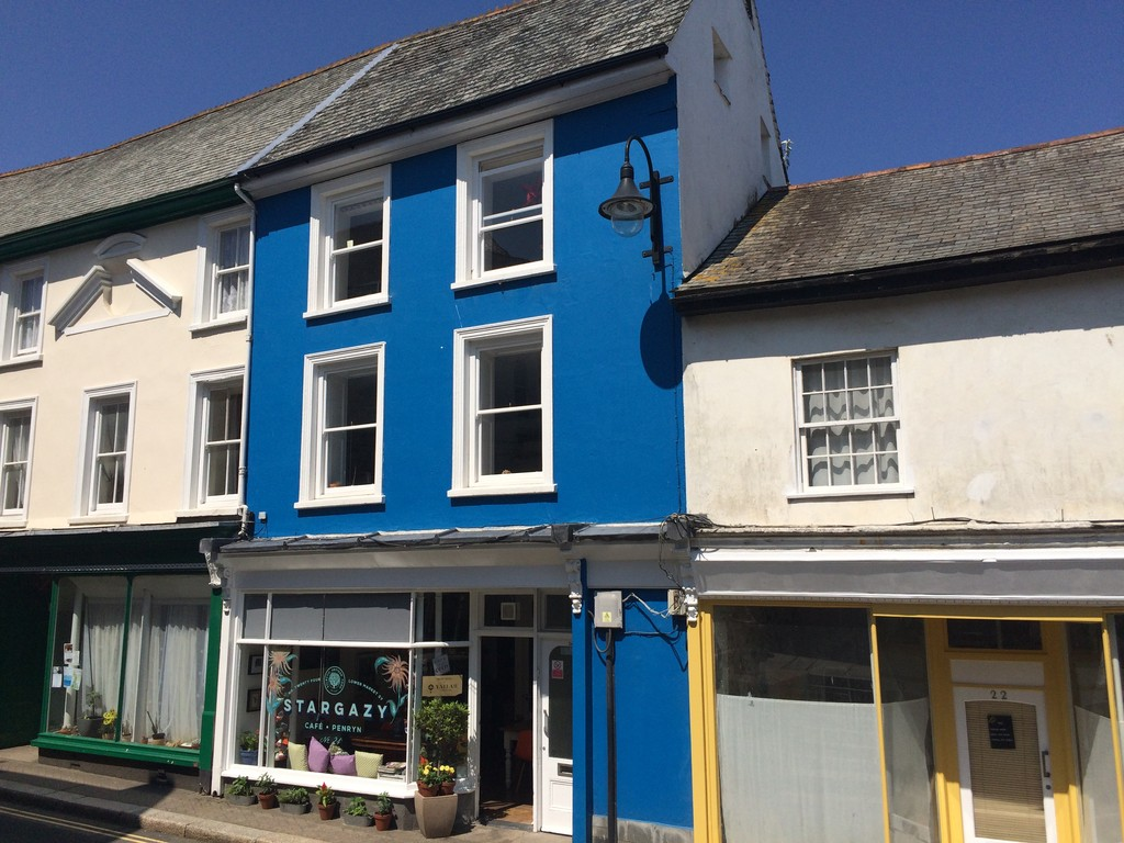 4 Bedrooms Maisonette Flat for sale in 24 Lower Market Street TR10
