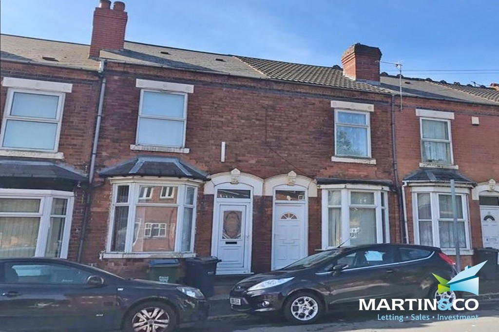 2 Bedrooms Terraced House for sale in Holly Lane, Smethwick, B66 B66
