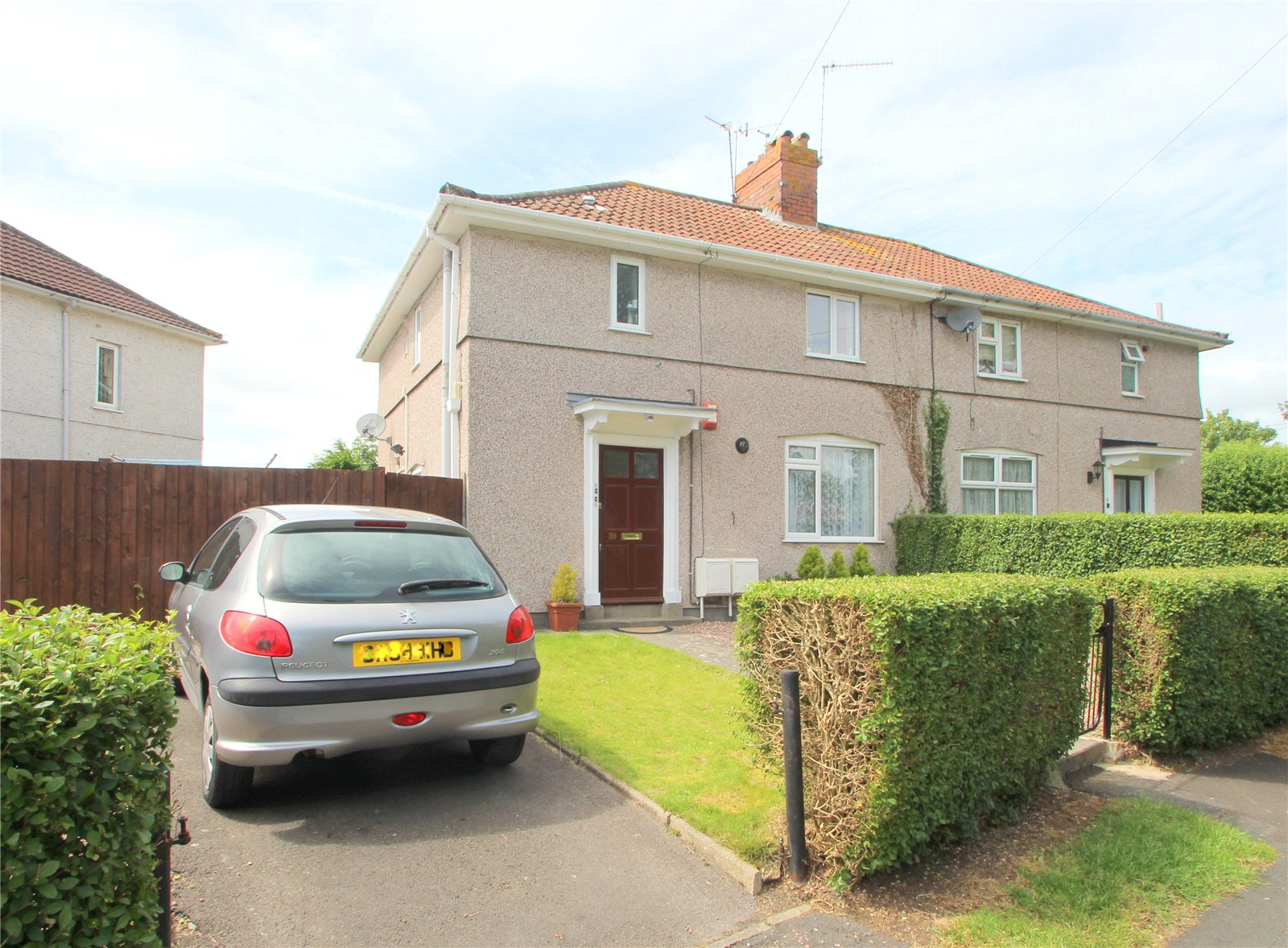 1 Bedroom Flat for sale in Felton Grove Bedminster Down BRISTOL BS13