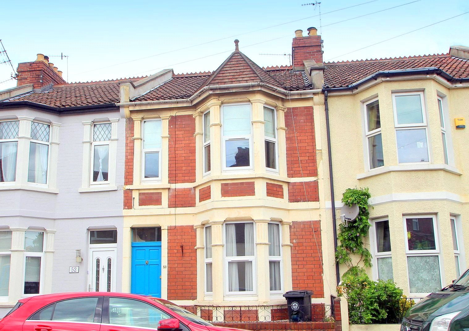 3 Bedrooms Terraced House for sale in Luckwell Road Ashton BRISTOL BS3