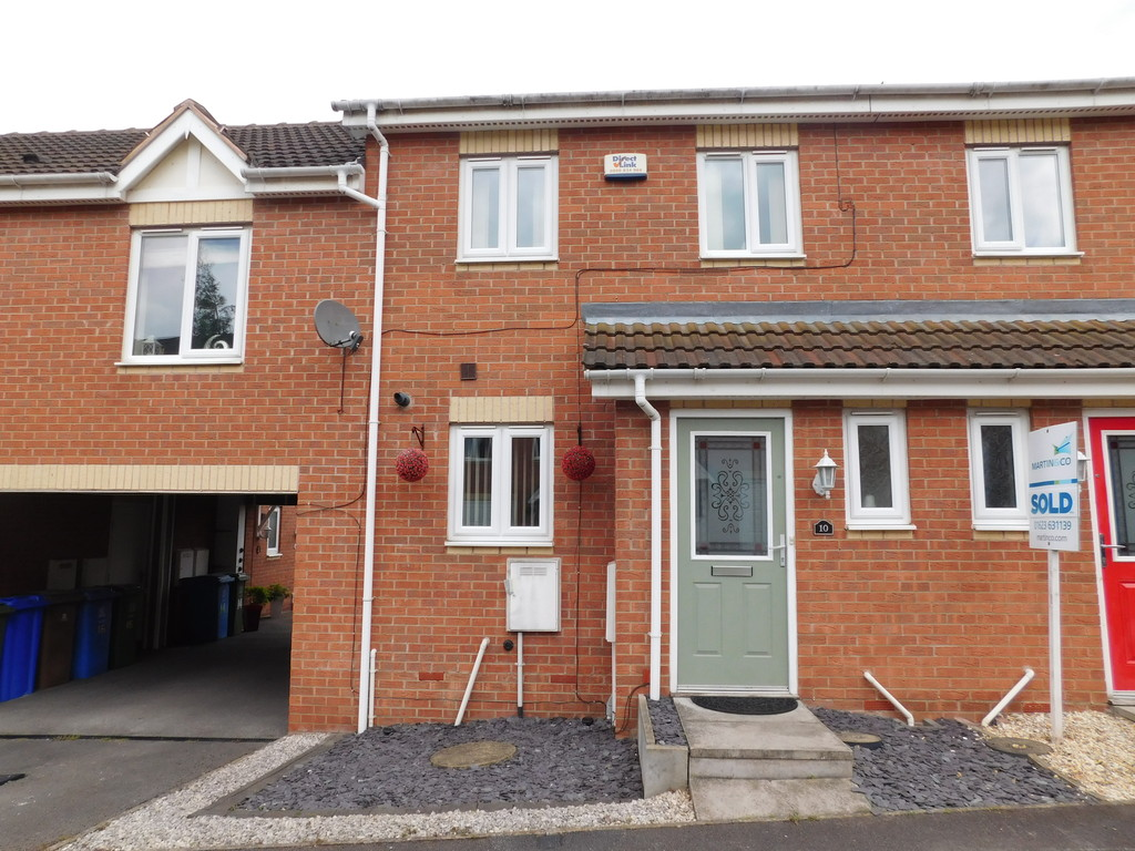 3 Bedrooms Terraced House for sale in Dewberry Gardens, Forest Town NG19