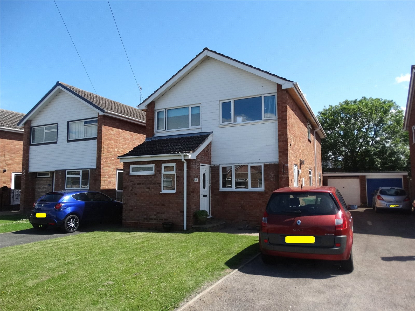 4 Bedrooms Detached House for sale in Montreal Close Lower Wick Worcester WR2