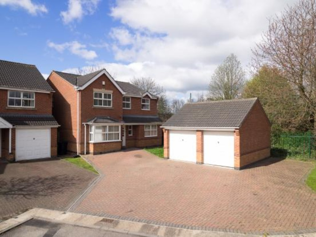 6 Bedrooms Detached House for sale in Hillingdon Avenue, Nuthall NG16