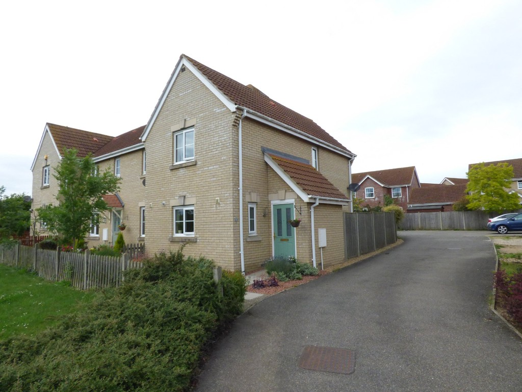2 Bedrooms Property for sale in Stirling Way, Sutton, Ely CB6