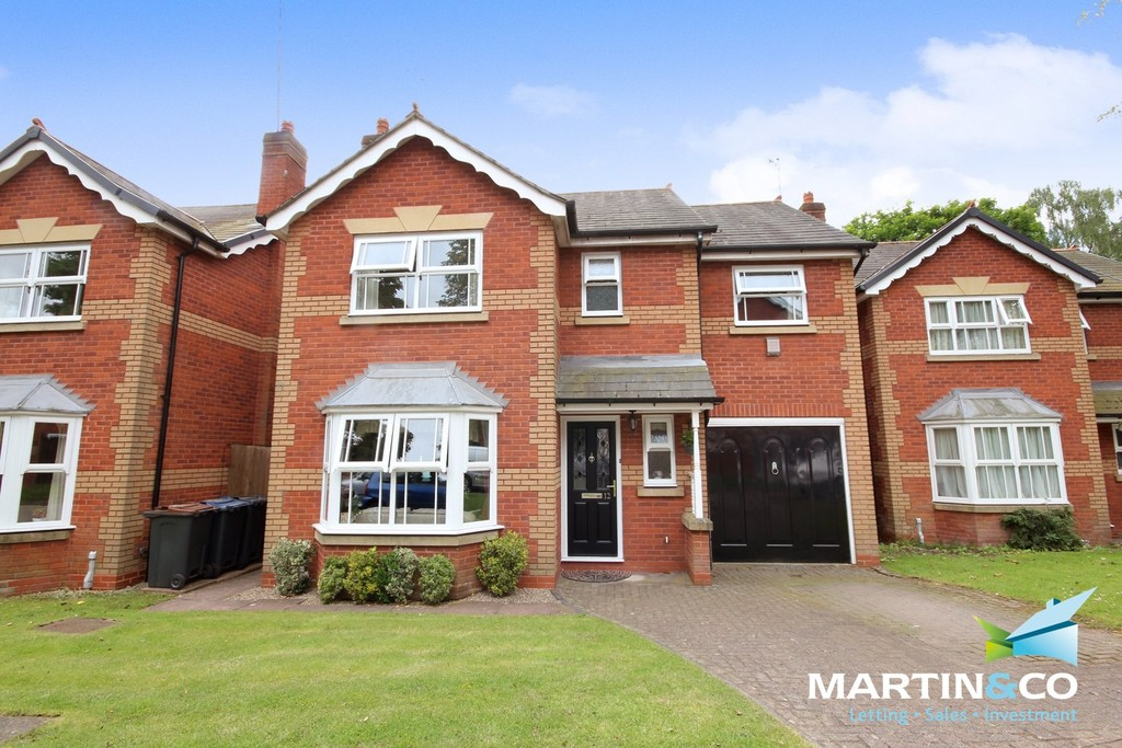 4 Bedrooms Detached House for sale in Deeley Close, Edgbaston, B15 B15