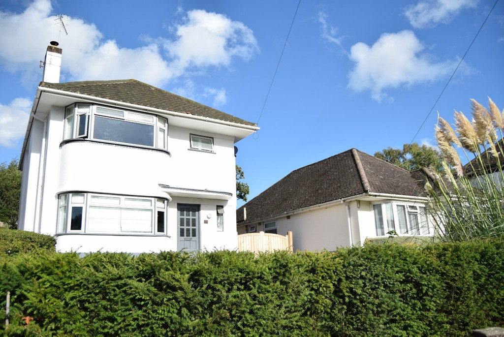 3 Bedrooms Detached House for sale in Austin Avenue, Lilliput, Poole BH14