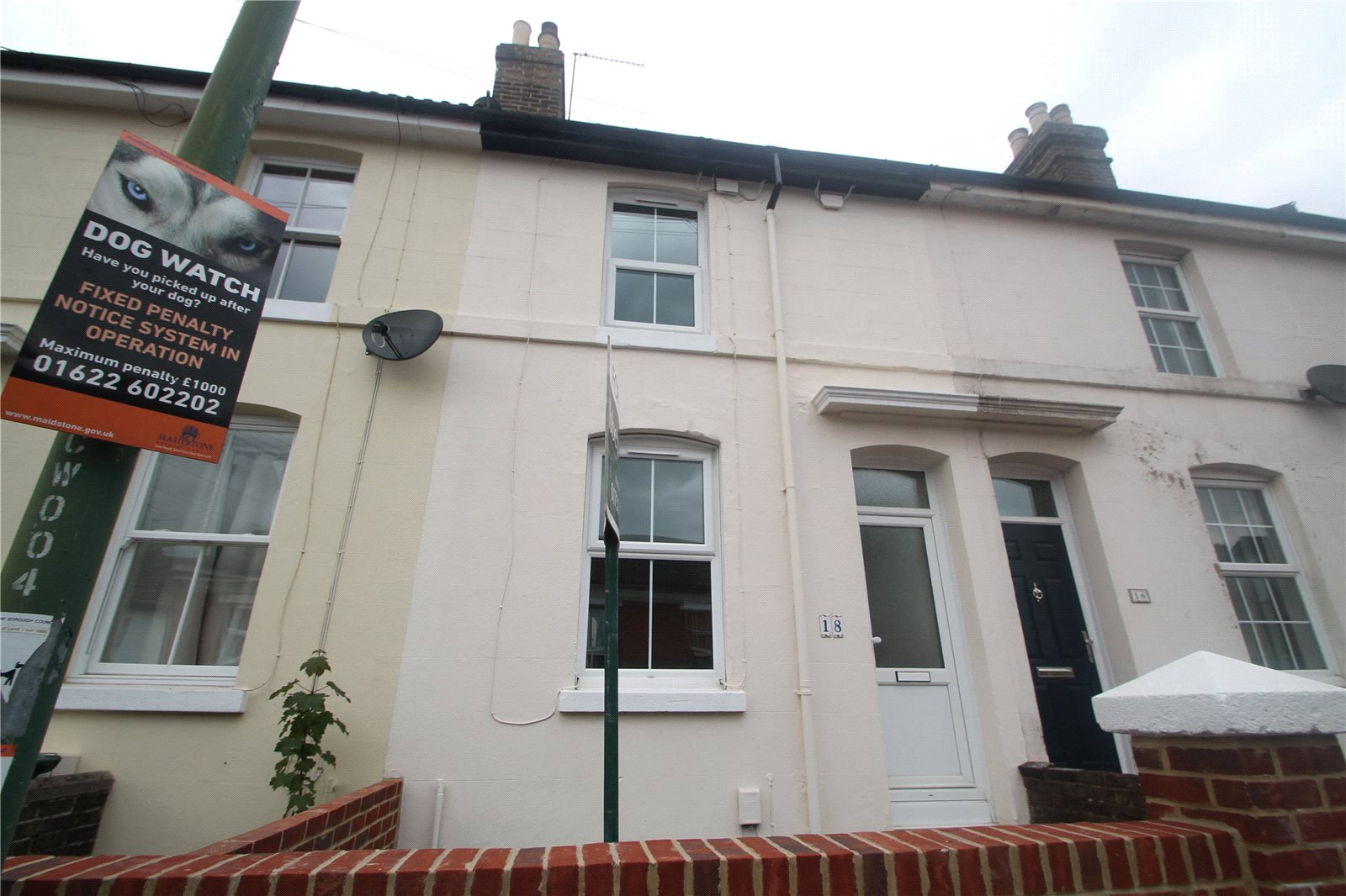 2 Bedrooms Terraced House for sale in Milton Street Maidstone Kent ME16
