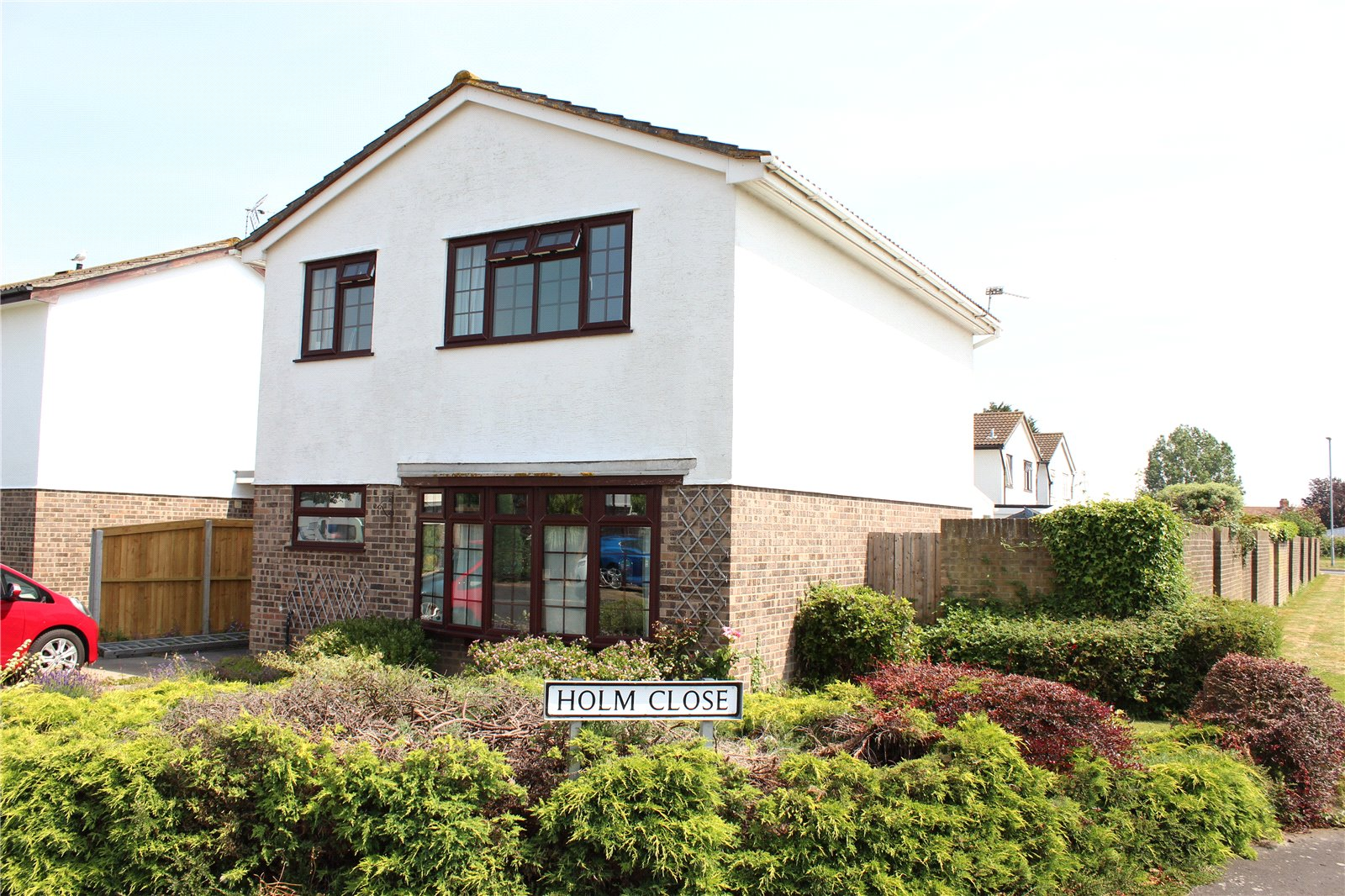 3 Bedrooms Detached House for sale in Holm Close Burnham on Sea Somerset TA8