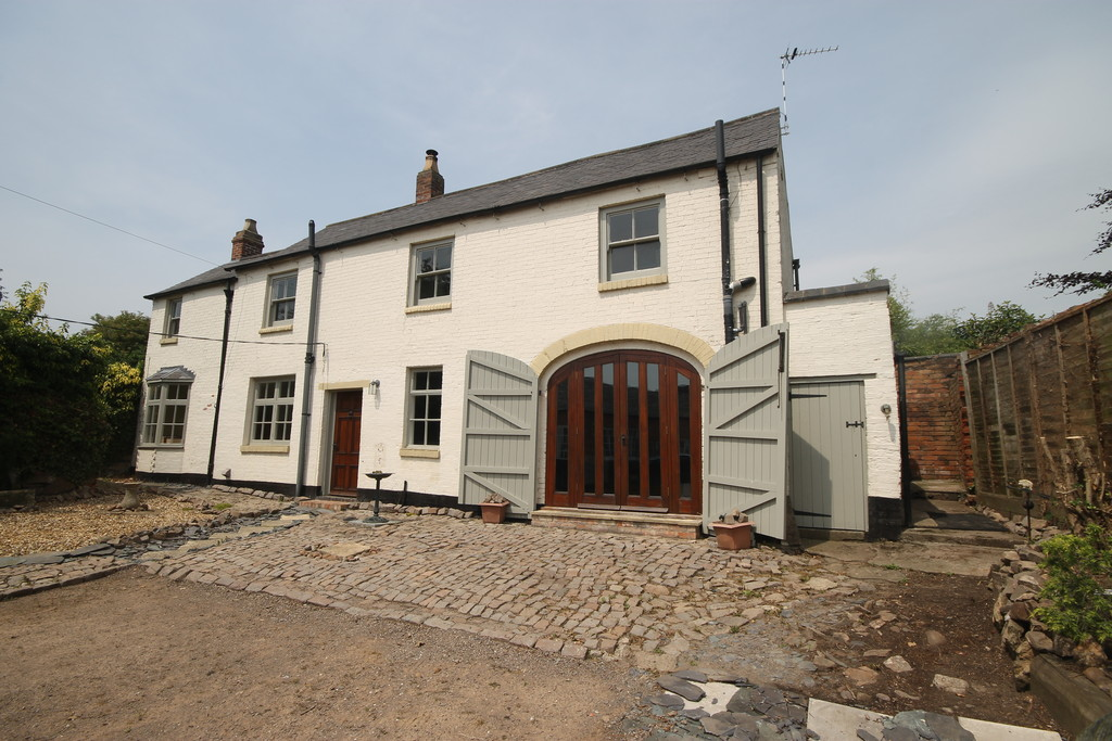 3 Bedrooms Property for sale in Cedar Cottage, Broad Street, Enderby LE19