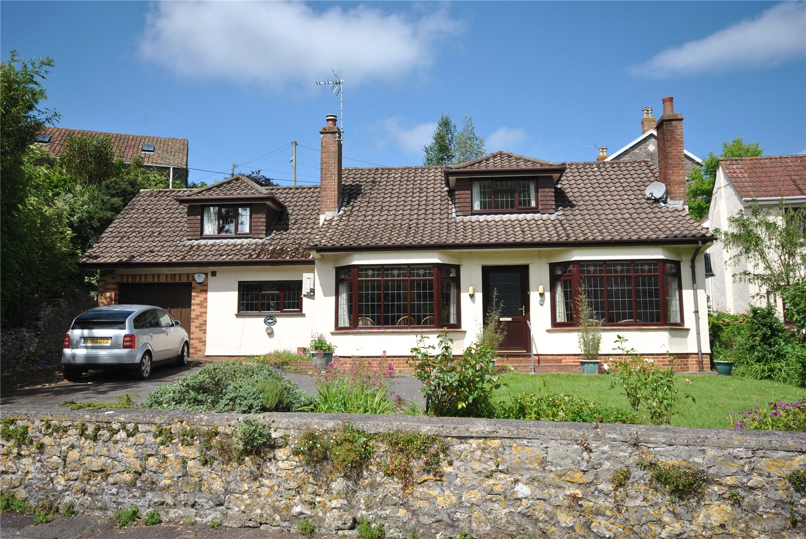 4 Bedrooms Detached House for sale in The Bays Cheddar Somerset BS27