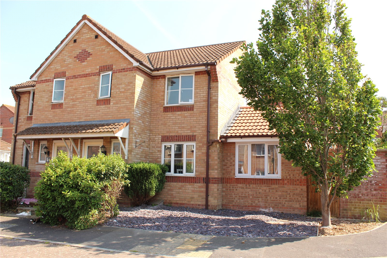 3 Bedrooms Semi Detached House for sale in Horton Way Woolavington Nr Bridgwater TA7