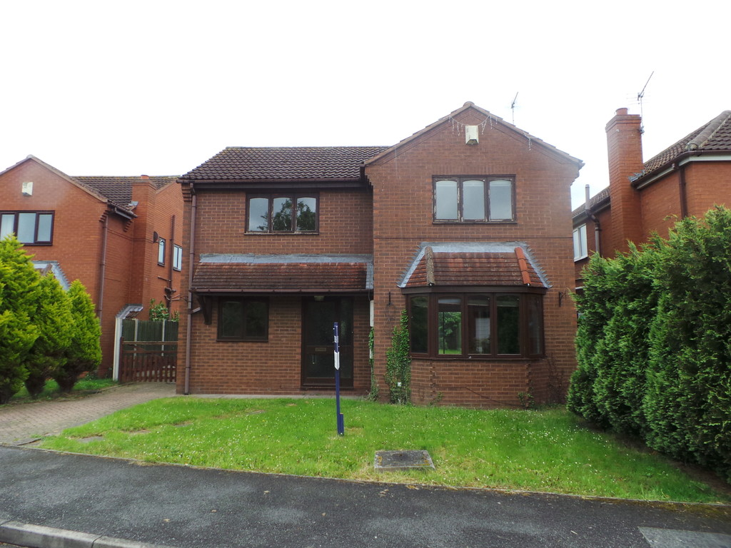 4 Bedrooms Detached House for sale in Ashdown Way, Misterton DN10