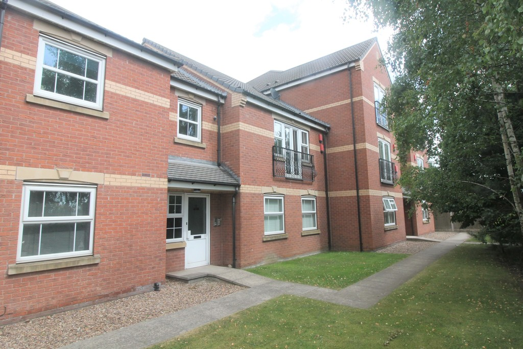2 Bedrooms Apartment Flat for sale in Marsden Gardens, Kirk Sandall, Doncaster DN3