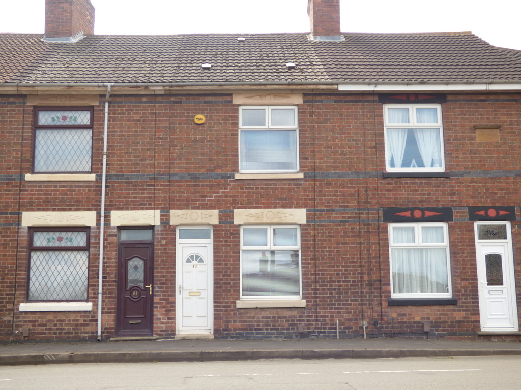 2 Bedrooms Terraced House for sale in Ibstock Road, Ellistown LE67