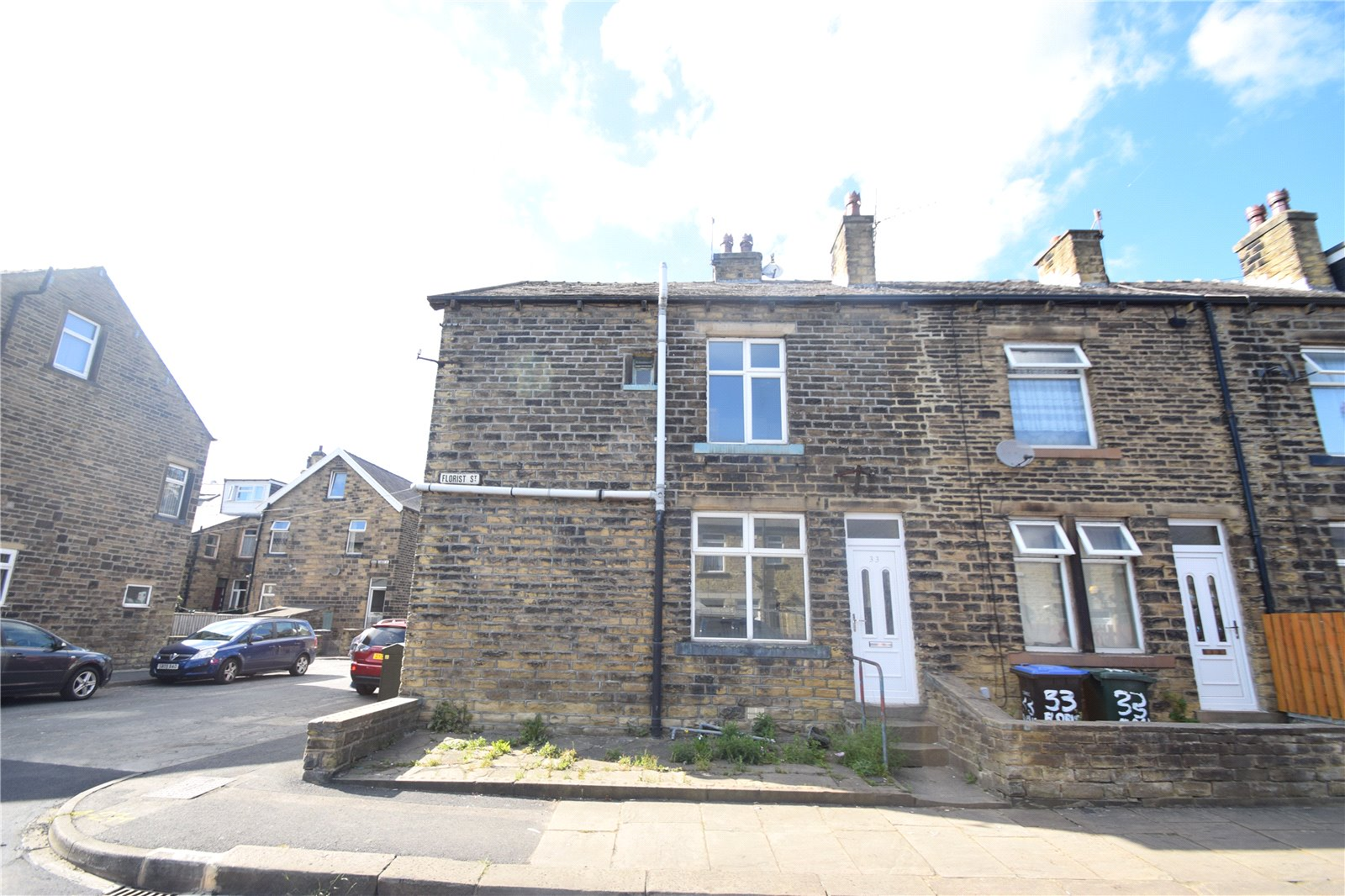 Yorkshire Terrace: Whitegates Keighley 2 Bedroom House To Rent In Florist