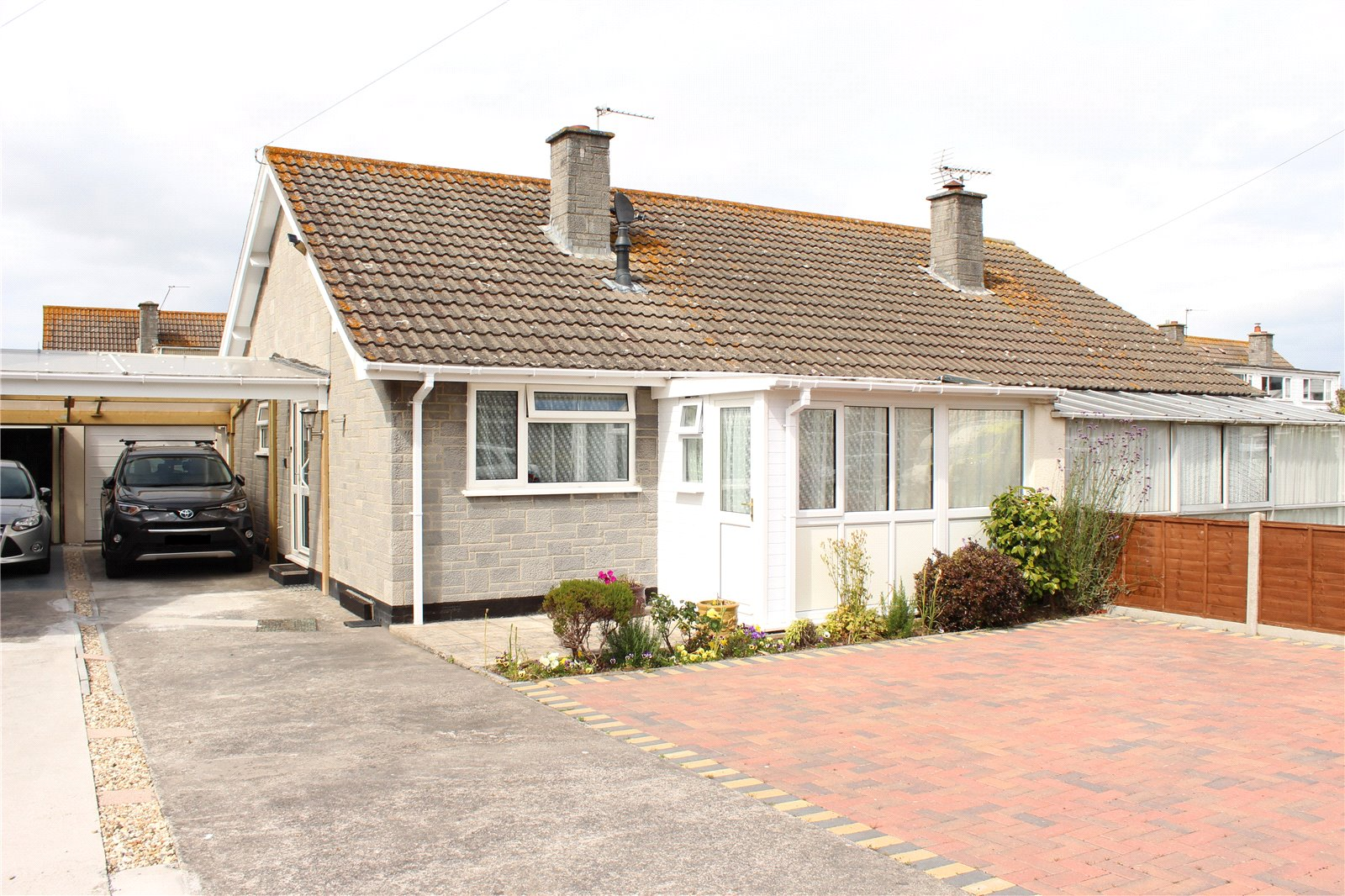 3 Bedrooms Bungalow for sale in Little Pen Berrow Burnham on Sea TA8