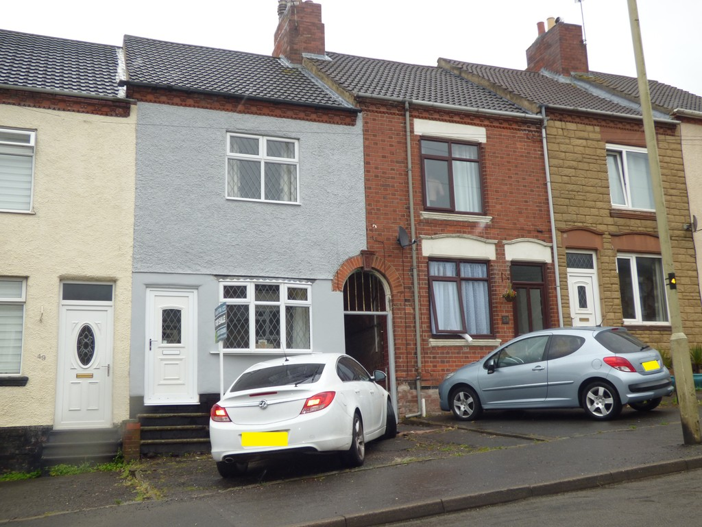 2 Bedrooms Terraced House for sale in Leicester Road, Whitwick LE67