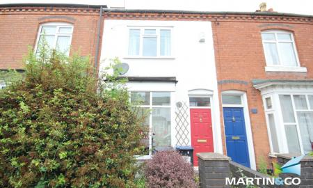 Photo of Gordon Road, Harborne, B17