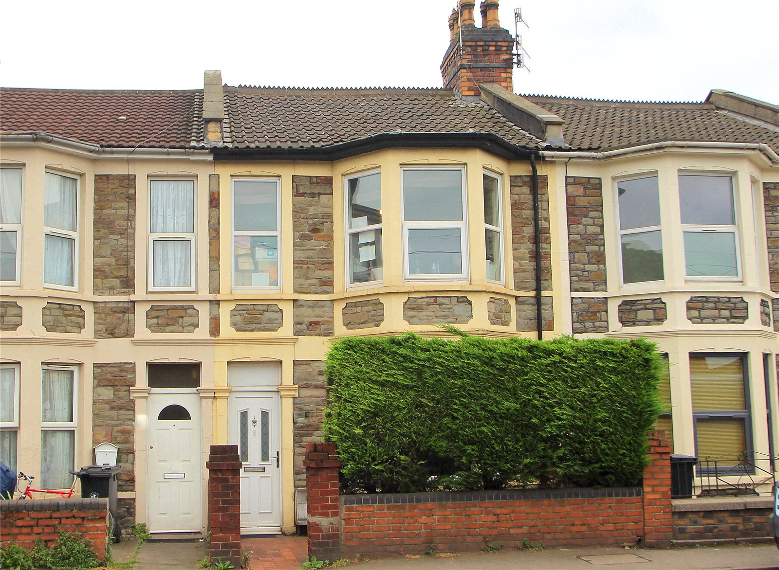 3 Bedrooms Terraced House for sale in Coronation Road Southville Bristol BS3
