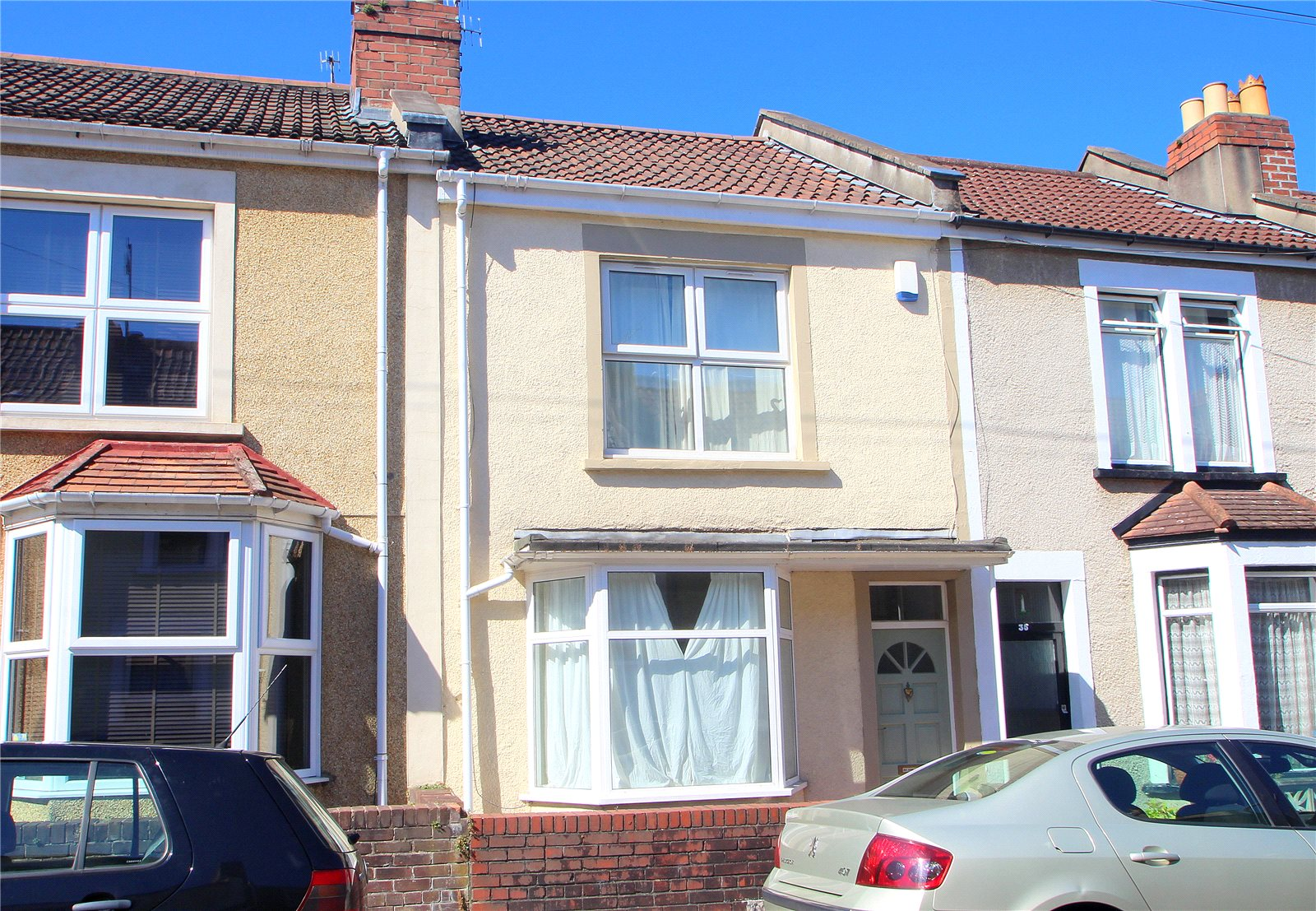 2 Bedrooms Terraced House for sale in Maidstone Street Victoria Park Bristol BS3