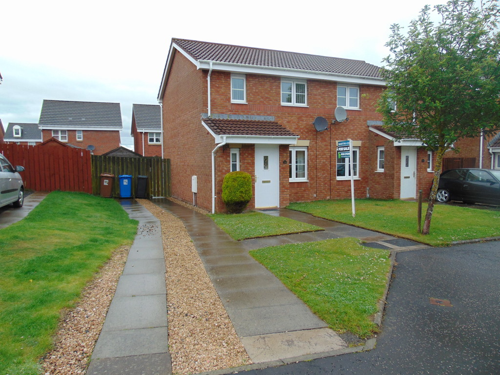 2 Bedrooms Property for sale in Cricketfield Place, Armadale, West Lothian EH48