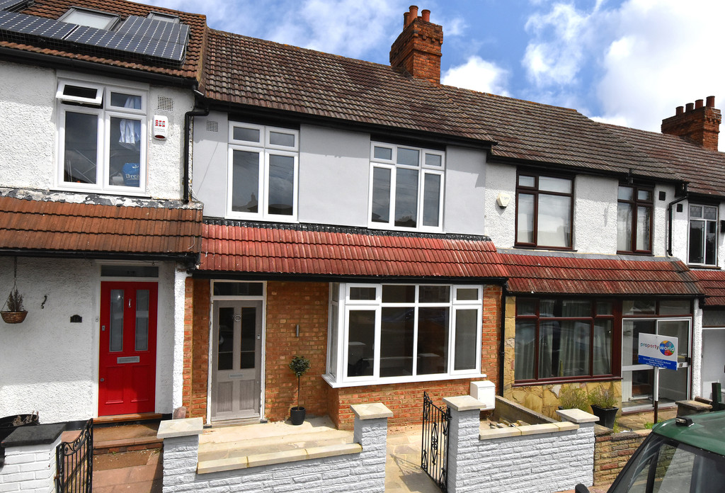 3 Bedrooms Terraced House for sale in Clement Road Beckenham BR3